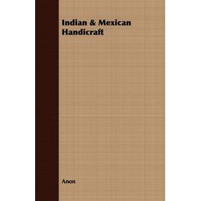 Indian---Mexican-Handicraft