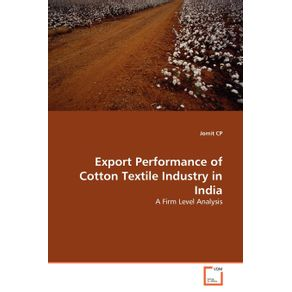 Export-Performance-of-Cotton-Textile-Industry-in-India