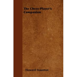 The-Chess-Players-Companion