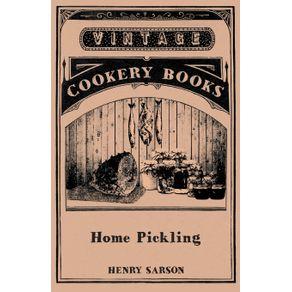 Home-Pickling