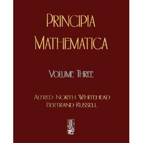 Principia-Mathematica---Volume-Three