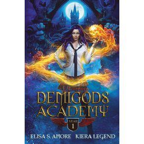 Demigods-Academy---Year-One