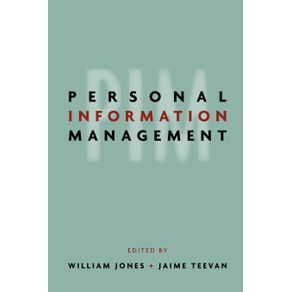Personal-Information-Management