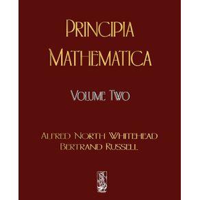 Principia-Mathematica---Volume-Two
