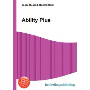 Ability-Plus