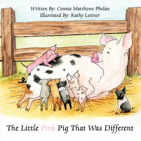 The-Little-Pink-Pig-That-Was-Different