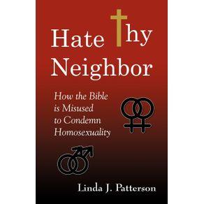 Hate-Thy-Neighbor