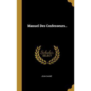 Manuel-Des-Confesseurs...