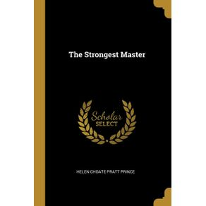 The-Strongest-Master