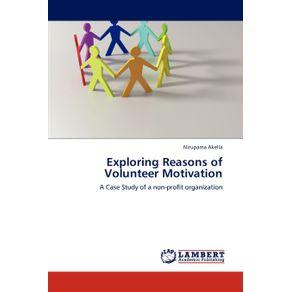 Exploring-Reasons-of-Volunteer-Motivation