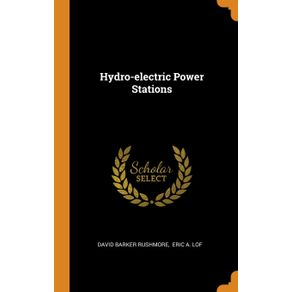 Hydro-electric-Power-Stations