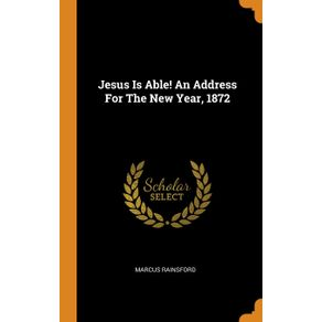 Jesus-Is-Able--An-Address-For-The-New-Year-1872
