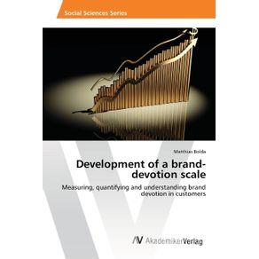 Development-of-a-brand-devotion-scale