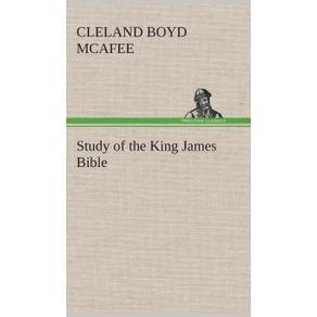 Study-of-the-King-James-Bible