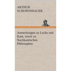 Anmerkungen-zu-Locke-und-Kant-sowie-zu-Nachkantischen-Philosophen