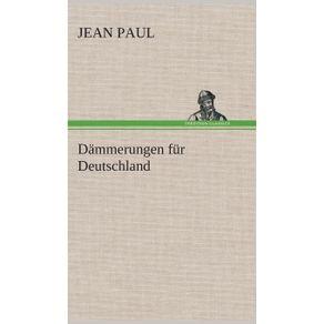 Dammerungen-fur-Deutschland