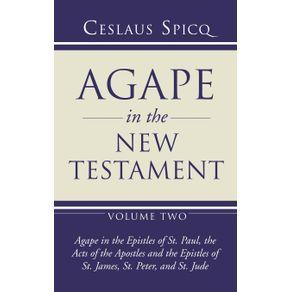 Agape-in-the-New-Testament-Volume-2