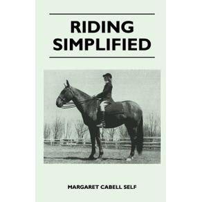 Riding-Simplified