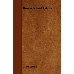 Desserts-and-Salads