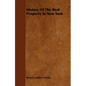 History-of-the-Real-Property-in-New-York