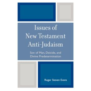 Issues-of-New-Testament-Anti-Judaism