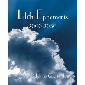 Lilith-Ephemeris-2000-2050