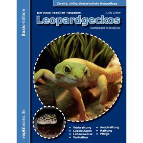 Leopardgeckos--Eublepharis-Macularius-