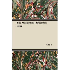 The-Marksman---Specimen-Issue