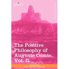 The-Positive-Philosophy-of-Auguste-Comte-Vol.-II--in-2-Volumes-