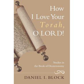 How-I-Love-Your-Torah-O-Lord-