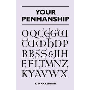 Your-Penmanship