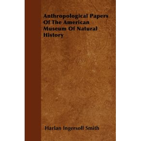 Anthropological-Papers-Of-The-American-Museum-Of-Natural-History