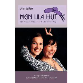 Mein-lila-Hut