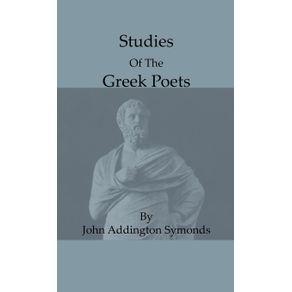 Studies-Of-The-Greek-Poets