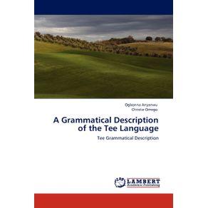 A-Grammatical-Description-of-the-Tee-Language