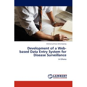 Development-of-a-Web-based-Data-Entry-System-for-Disease-Surveillance