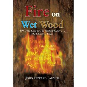Fire-on-Wet-Wood