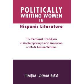 Politically-Writing-Women-in-Hispanic-Literature