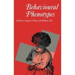 Behavioural-Phenotypes