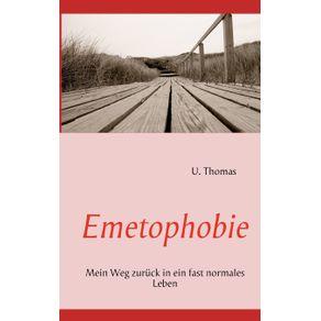 Emetophobie