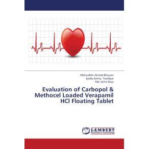 Evaluation-of-Carbopol---Methocel-Loaded-Verapamil-Hcl-Floating-Tablet