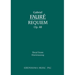 Requiem-Op.48