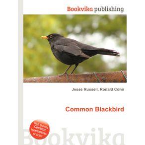 Common-Blackbird