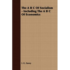 The-A-B-C-Of-Socialism---Including-The-A-B-C-Of-Economics