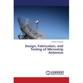 Design-Fabrication-and-Testing-of-Microstrip-Antennas