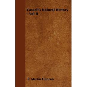 Cassells-Natural-History---Vol-II
