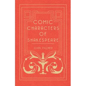 Comic-Characters-Of-Shakespeare