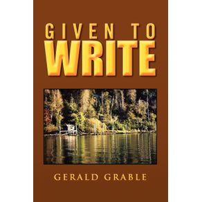 Given-to-Write