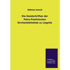Die-Handschriften-der-Petro-Paulinischen-Kirchenbibliothek-zu-Liegnitz