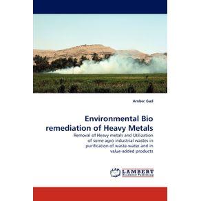 Environmental-Bio-Remediation-of-Heavy-Metals